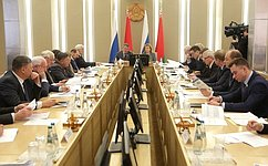 Ю. Воробьев: Совет Федерации активно ведет работу поподготовке Форума регионов Беларуси иРоссии