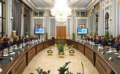 Развитию российско-египетского сотрудничества необходима эффективная законодательная поддержка— В.Матвиенко