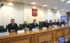 Комитет СФ рекомендовал одобрить изменения вряд законов вчасти приведения всоответствие сКонституцией России– А.Клишас