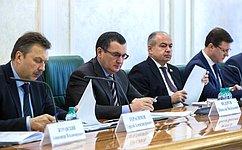 Н.Федоров провел заседание Совета помежнациональным отношениям ивзаимодействию срелигиозными объединениями при СФ