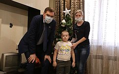 «Елка добра» вКалужской области