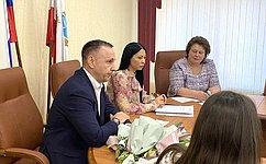 О. Алексеев: ВСаратовской области поставлена задача втечение трех лет решить проблему обеспечения жильем детей-сирот