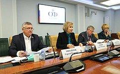 ВСФ прошло совещание повопросам устойчивого развития сельских территорий