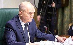 М.Щетинин принял участие вКоллегии Федеральной службы понадзору всфере защиты прав потребителей иблагополучия человека