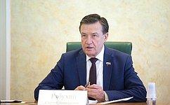 С.Рябухин: Строительство резервного водозабора— один изнаиболее значимых для Ульяновской области проектов