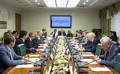Комитет СФ поэкономической политике рекомендовал продлить сроки подготовки правил землепользования изастройки вМосковской области