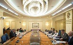 Valentina Matviyenko: Russian-Serbian relations have reached agenuine strategic partnership level