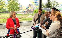 137-я Ассамблея Межпарламентского союза может стать одной изсамых представительных запоследние годы– В.Матвиенко