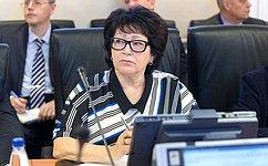 Л.Талабаева приняла участие в«круглом столе», посвященном разработке федерального закона «Олюбительском рыболовстве»
