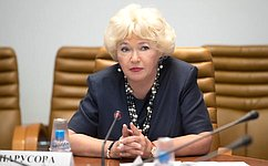 ВСовете Федерации обсудили вопросы развития цифрового телевидения встране