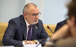 А. Клишас: Решение овключении вреестр иноагентов девяти СМИ принято всоответствии сроссийским законодательством