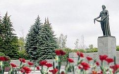 Обращение Председателя Совета Федерации В. Матвиенко кжителям иветеранам Санкт-Петербурга послучаю годовщины начала блокады Ленинграда
