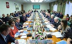 Основные направления экономического развития Брянской области рассмотрели назаседании Комитета СФ поэкономической политике