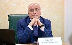 А. Клишас: Мы приветствуем политику иностранных компаний, ориентированную насоблюдение законов Российской Федерации