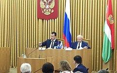 Э. Исаков: Люди должны видеть, как идет процесс реализации национальных проектов, ведь они ожидают конкретных результатов