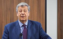 А. Чернецкий: Необходимо поддерживать проекты реконструкции имодернизации очистных сооружений водоканалов
