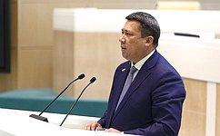 В. Полетаев: Развитие налоговой системы– приоритет государства