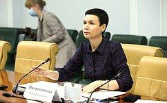 И. Рукавишникова провела семинар-совещание позаконодательным механизмам противодействия угрозам вцифровой среде