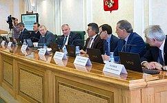 Профильные Комитеты СФ рекомендовал В.Петрова напост заместителя Генпрокурора РФ– Главного военного прокурора