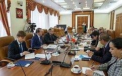 Парламентариям России иМексики следует активизировать двусторонние контакты— И. Умаханов