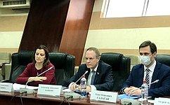 А. Башкин: Соблюдение прав человека вобласти жизни издоровья человека должно оставаться одним изглавных приоритетов вработе Совета Европы