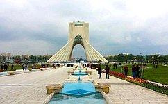 Председатель Совета Федерации В.Матвиенко посетит Иран софициальным визитом 13–14ноября