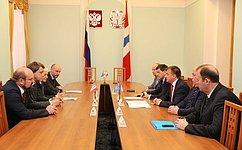 Омская область выходит нановый уровень подготовки кадров для нефтехимической отрасли— И. Зуга