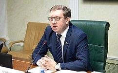 А. Майоров: Мы планируем провести парламентские слушания натему совершенствования законодательства всфере обеспечения экологической безопасности