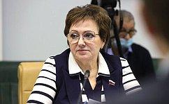 Проект посозданию системы долговременного ухода в2022году заработает вовсех регионах страны— Е.Бибикова