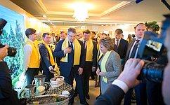 Дни Ставропольского края прошли вСовете Федерации