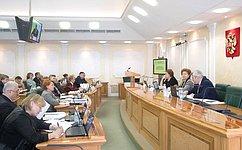 ВСовете Федерации предлагают ввести оценку эффективности деятельности школ попрофилактике наркомании