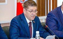 Законодательное регулирование сферы жилищно-коммунального хозяйства требует взвешенного подхода— А.Шевченко