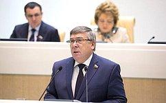 Совет Федерации одобрил закон одетском отдыхе