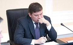Совершенствование игармонизацию регулирования разных сфер финансового рынка следует продолжить— Н.Журавлев