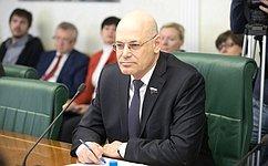 В.Круглый: Медицинский туризм вРоссии развивается хорошими темпами