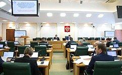 Комитет СФ побюджету ифинансовым рынкам рекомендовал палате одобрить закон, совершенствующий налоговое администрирование