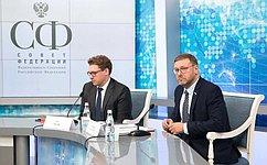 Мы всегда открыты для диалога исзарубежной молодежью, исколлегами-парламентариями– К.Косачев