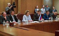 ПА ОБСЕ должна стать площадкой для конструктивного диалога— В.Матвиенко