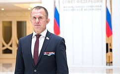 В. Кравченко провел встречу сактивистами студенческих организаций, посвященную 25-летию Совета Федерации