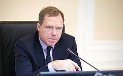 А.Кутепов: Нужно решить вопросы, связанные спомещениями иоборудованием для детских медучреждений