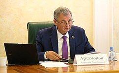 А. Артамонов: Наш законопроект создаст предпосылки для использования дополнительных ресурсов уорганов местного самоуправления