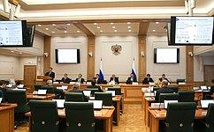 Обеспечение сбалансированности бюджетов субъектов РФ напримере Курганской области обсудил профильный Комитет СФ