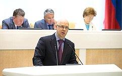 Сенаторы внесли изменения взакон «Обакционерных обществах»