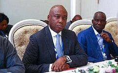 Председатель СФ провела встречу c Председателем Сената Национальной Ассамблеи Нигерии