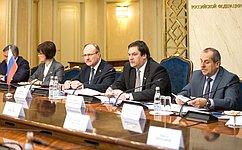 Сенаторы обсудили развитие связей России иБолгарии всфере туризма