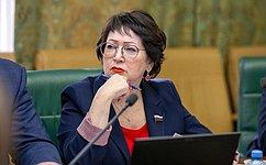 Л. Талабаева: Вусловиях распространения коронавируса медики должны быть обеспечены средствами индивидуальной защиты