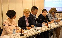 Л. Бокова: УРоссии иБеларуси есть примеры использования IT-технологий вразвитии гражданского общества