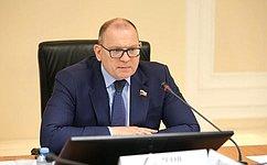 К. Долгов: ВКомитете СФ поэкономической политике ведется постоянная работа поподдержке отечественной радиоэлектронной промышленности