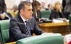 Н. Власенко: Для развития рыбной отрасли вКалининградской области требуется поддержка федеральных властей