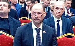 В. Лакунин: ВРостовской области проводится большая работа для улучшения качества жизни иоблика городов
